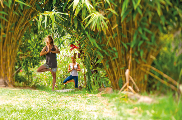 Yoga with Therese