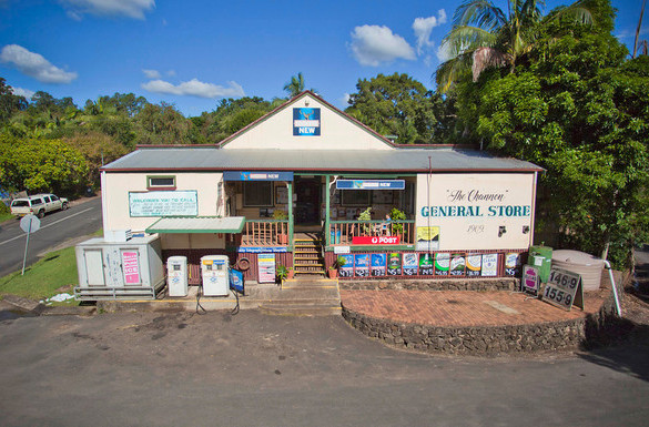 The Channon General Store